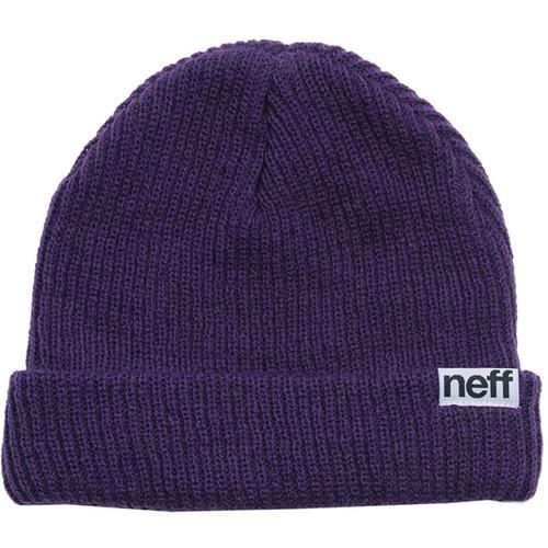 Neff Fold Beanie (Purple)
