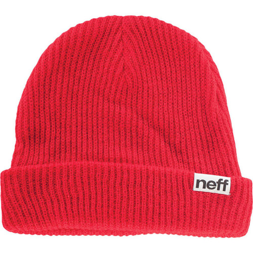 Neff Fold Beanie (Red)