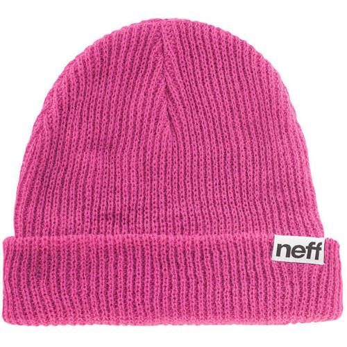 Neff Fold Beanie (Raspberry)