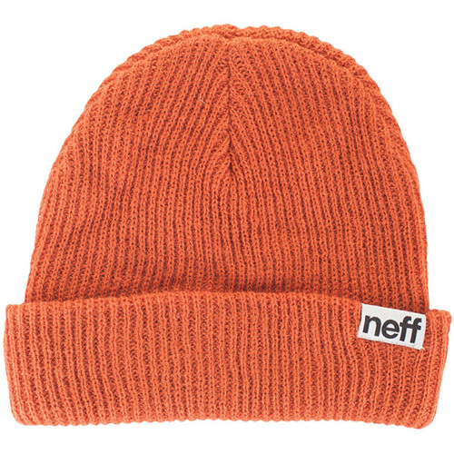 Neff Fold Beanie (Rust)