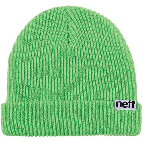 Neff Fold Beanie (Slime)
