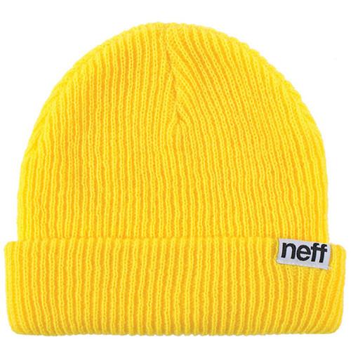 Neff Fold Beanie (Yellow)