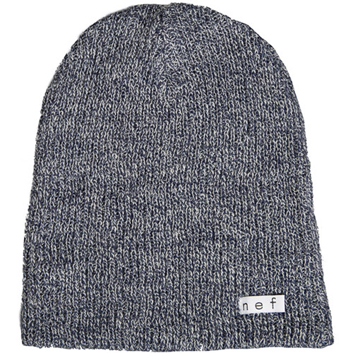 Neff Daily Heather Beanie (Navy/Gray)
