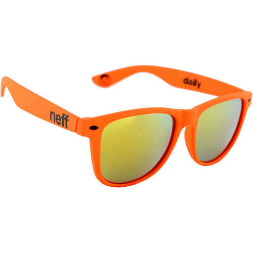 Neff Daily Shades (Orange Rubber)