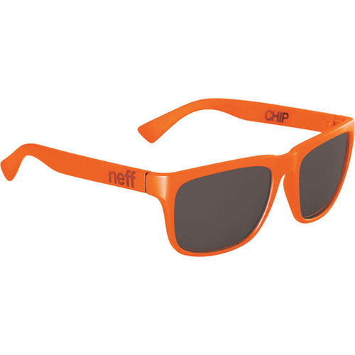 Neff Chip Shades (Orange Rubber)