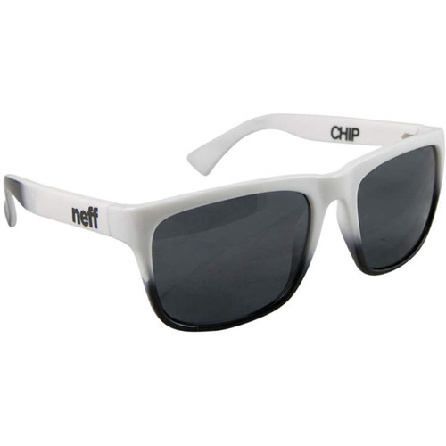 Neff Chip Shades (White/Black)