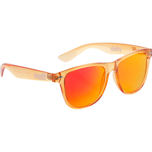 Neff Daily Ice Shades (Orange)