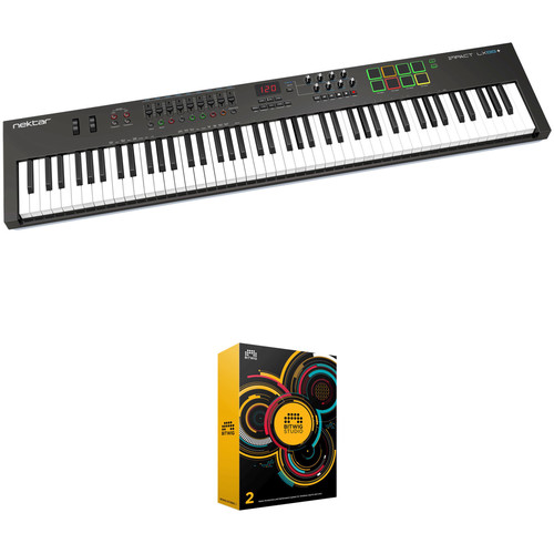 Nektar Technology Impact 88-Key Keyboard Controller and Bitwig DAW Kit