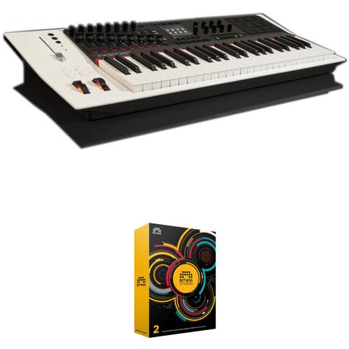 Nektar Technology Panorama 49-Key Keyboard Controller and Bitwig DAW Kit