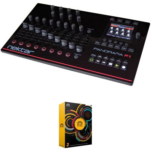 Nektar Technology Panorama P1 MIDI Controller and Bitwig DAW Kit