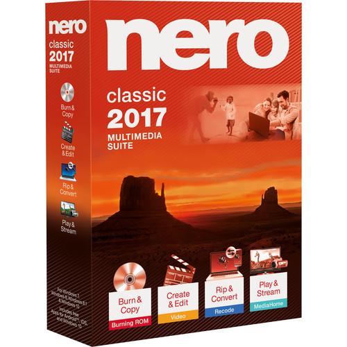 Nero 2017 Classic (Boxed)