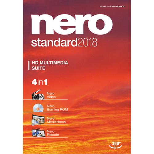 Nero Standard 2018 (Download)