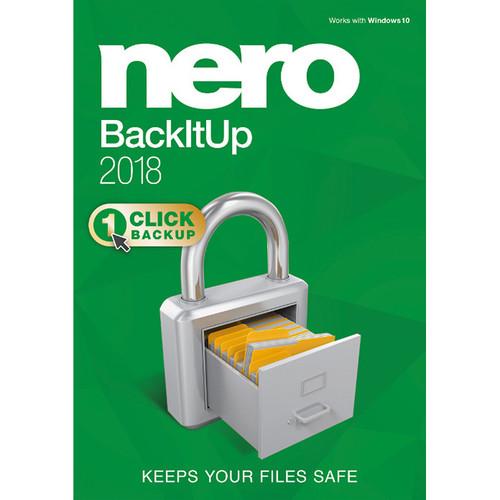 Nero BackItUp 2018 (Download)