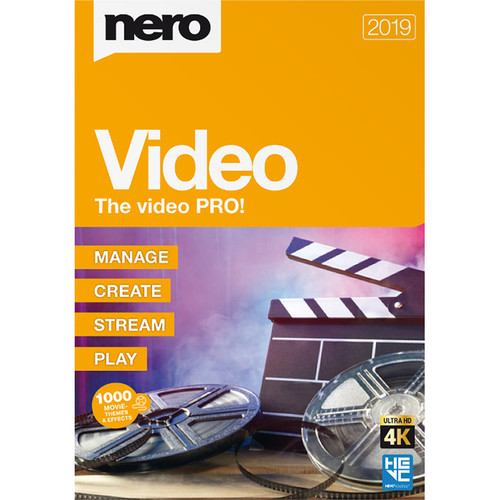 Nero Video 2019 (Download)