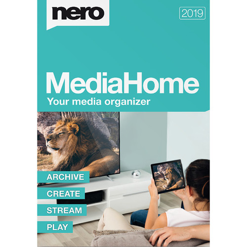 Nero MediaHome 2019 Unlimited (Download)