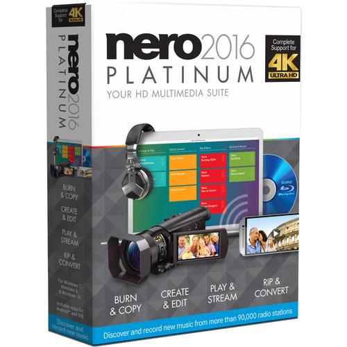 Nero Platinum 2016 (Download)