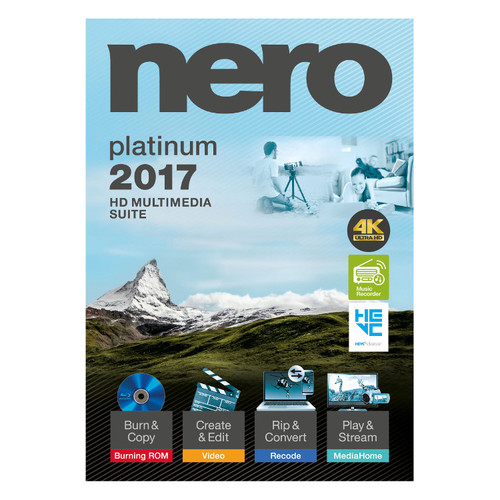 Nero 2017 Platinum (Download)