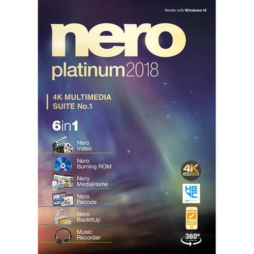 Nero Platinum 2018 (Download)