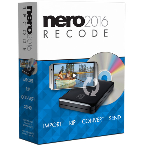 Nero Recode 2016 (Download)