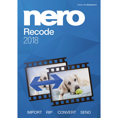 Nero Recode 2018 (Download)