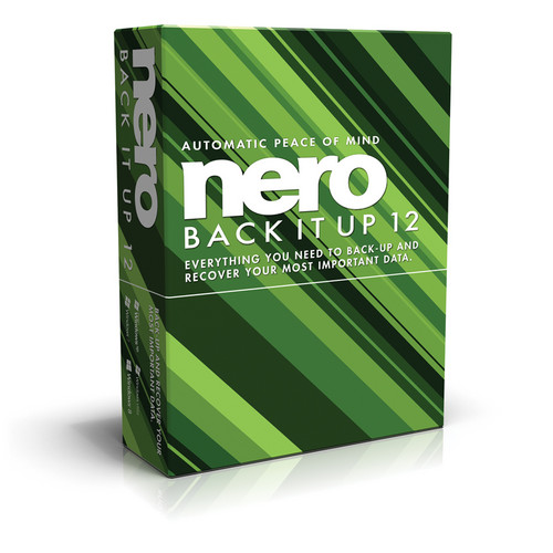 Nero BackItUp 12 for Windows (Electronic Download)