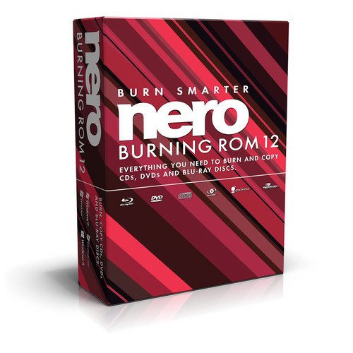 Nero Burning ROM 12 for Windows (Download)