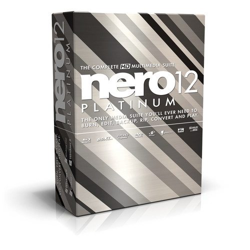 Nero Nero 12 Platinum Multimedia Suite for Windows (Download)