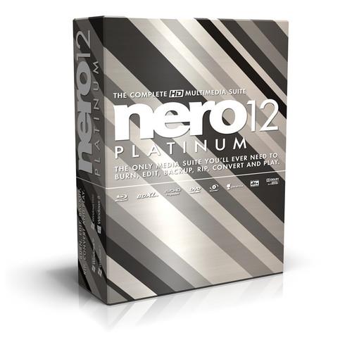 Nero Nero 12 Platinum Multimedia Suite for Windows (Download)