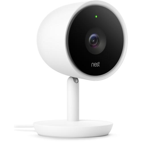 Google Nest Nest Cam IQ Indoor Security Camera