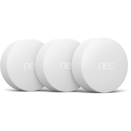 Google Nest Temperature Sensor (3-Pack)