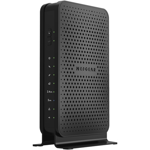 Netgear C3700-100NAS N600 Wi-Fi DOCSIS 3.0 Cable Modem Router
