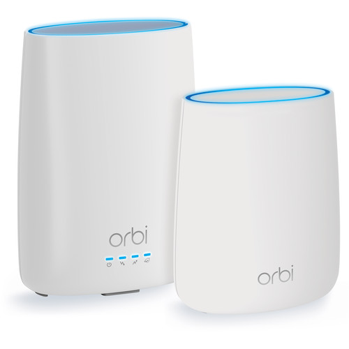 Netgear Orbi Whole Home AC2200 Wi-Fi System with Built-in Cable Modem