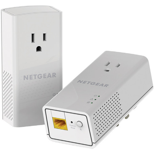 Netgear PLP1200 Powerline Network Adapter Kit