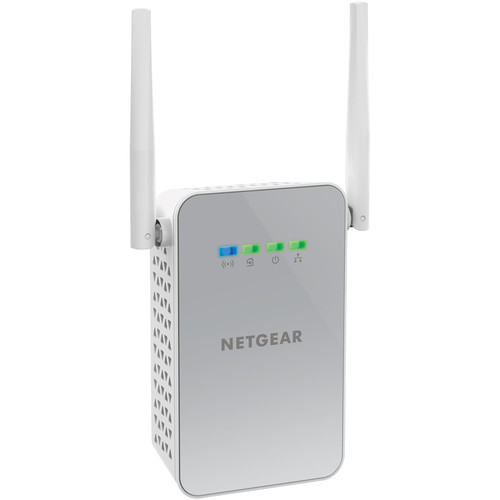 Netgear PLW1000 PowerLINE 1000 Wi-Fi Network Adapter and Access Point