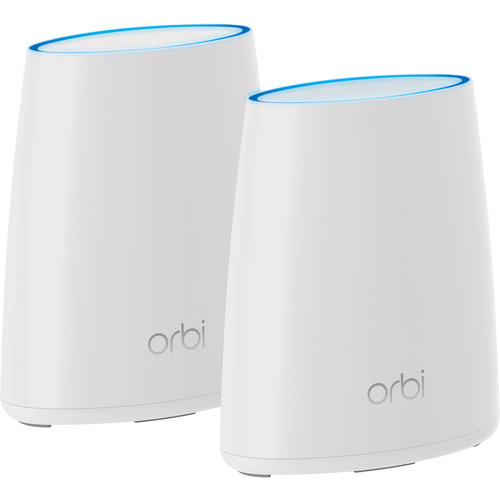Netgear Orbi Wireless AC2200 Whole Home Tri-Band Wi-Fi System (RBK40)