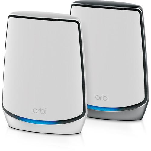 Netgear RBK852 Orbi AX6000 Wireless Tri-Band Gigabit Mesh Wi-Fi System