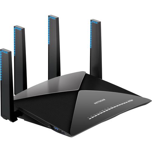 Netgear Nighthawk X10 Wireless-AD7200 Tri-Band Gigabit Router