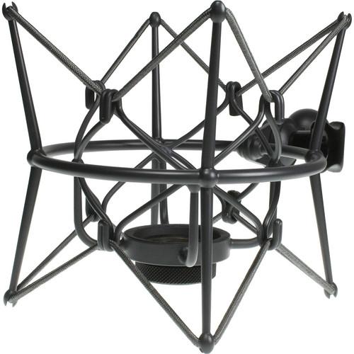 Neumann EA 2 Elastic Suspension (Black)