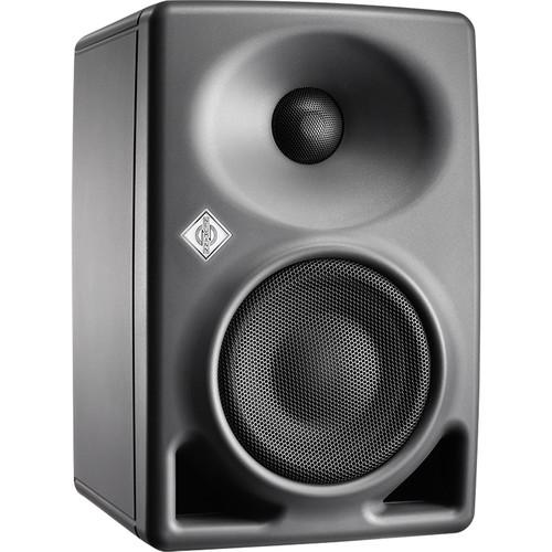"Neumann KH 80 DSP - 4"" + 1"" Active 2-Way Studio Monitor (Gray, Single)"