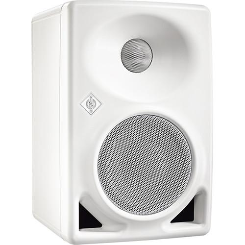 "Neumann KH 80 DSP 4"" + 1"" Active 2-Way Studio Monitor (White, Single)"