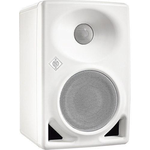 "Neumann KH 80 DSP - 4"" + 1"" Active 2-Way Studio Monitor (White, Single)"