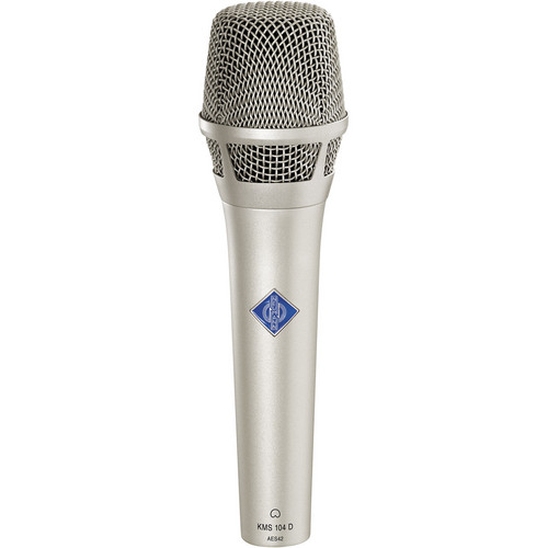 Neumann KMS 104 Digital Vocal Microphone (Nickel)