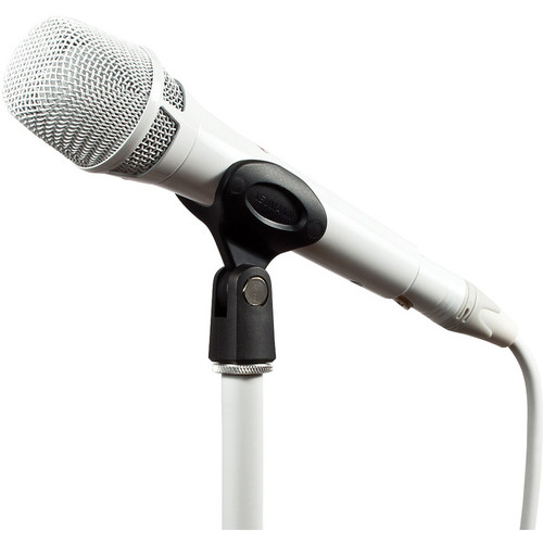 Neumann KMS 105 - Live Vocal Condenser Microphone (Glossy White)