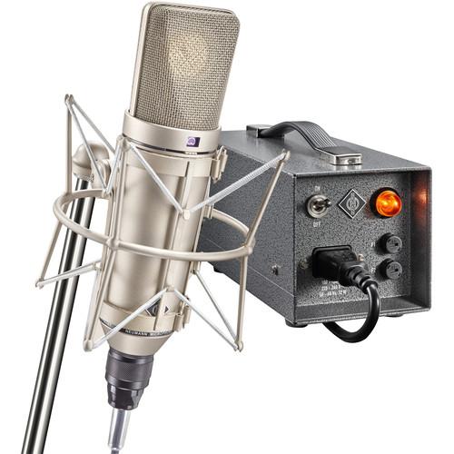 Neumann U 67 Set Large-Diaphragm Tube Condenser Microphone