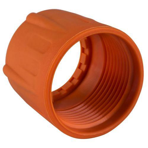 Neutrik BSE Colored Bushing for etherCON NE8MX & NE8MXB Cable Connectors (Orange)