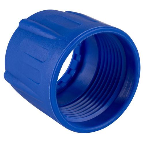 Neutrik BSE Colored Bushing for etherCON NE8MX & NE8MXB Cable Connectors (Blue)