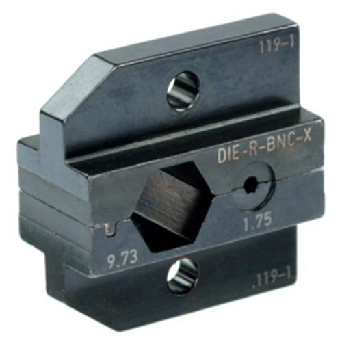 Neutrik DIE-R-BNC-X Crimp Tool Die