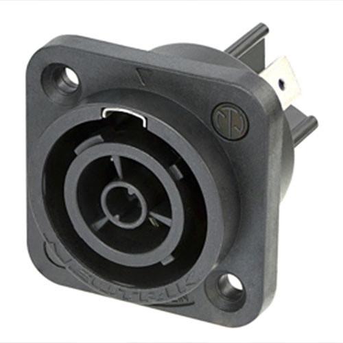 Neutrik NAC3FPX-TOP powerCON TRUE1 Female Appliance Outlet Connector
