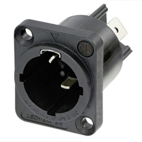 Neutrik powerCON TRUE1 TOP Appliance Inlet Connector
