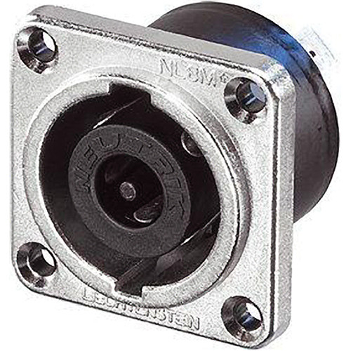 Neutrik NLT8MP speakON 8-Pole Male Chassis Connector